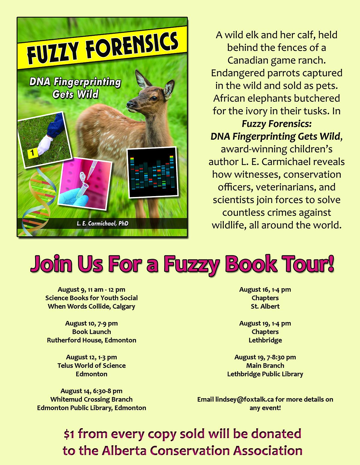 Book Tour poster 4x5