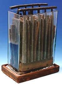 Planté's lead-acid battery