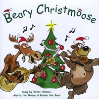 beary christmoose
