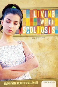 Living With Scoliosis cover