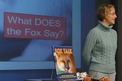 Fox Talk book launch