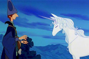Schmendrick and the last unicorn