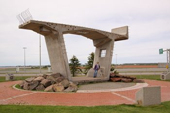 girder from Confederation Bridge