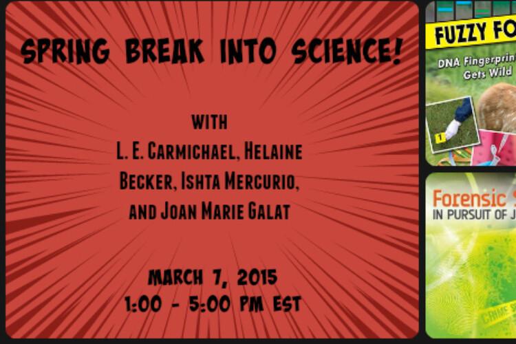 Spring Break Into Science Party