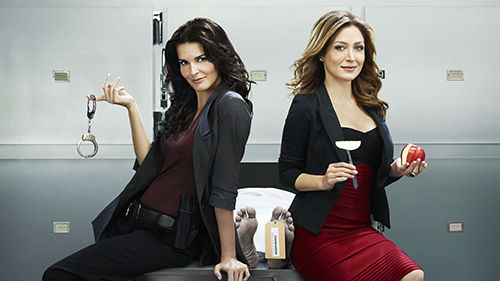 Courtesy of TNT, where you can watch Rizzoli & Isles