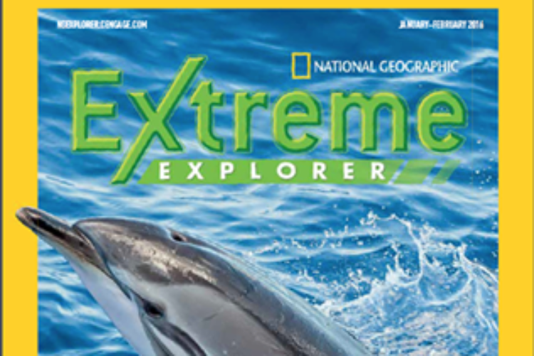 National Geographic Extreme Explorer cover