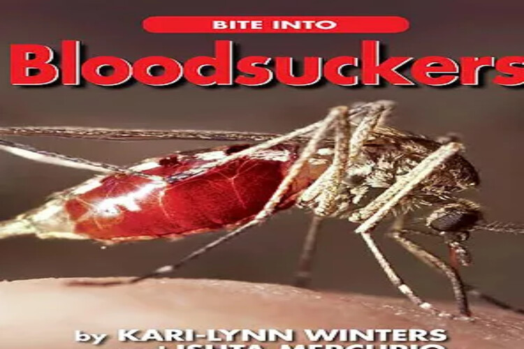 Bite Into Bloodsuckers book cover