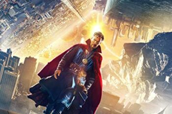 Dr Strange movie poster