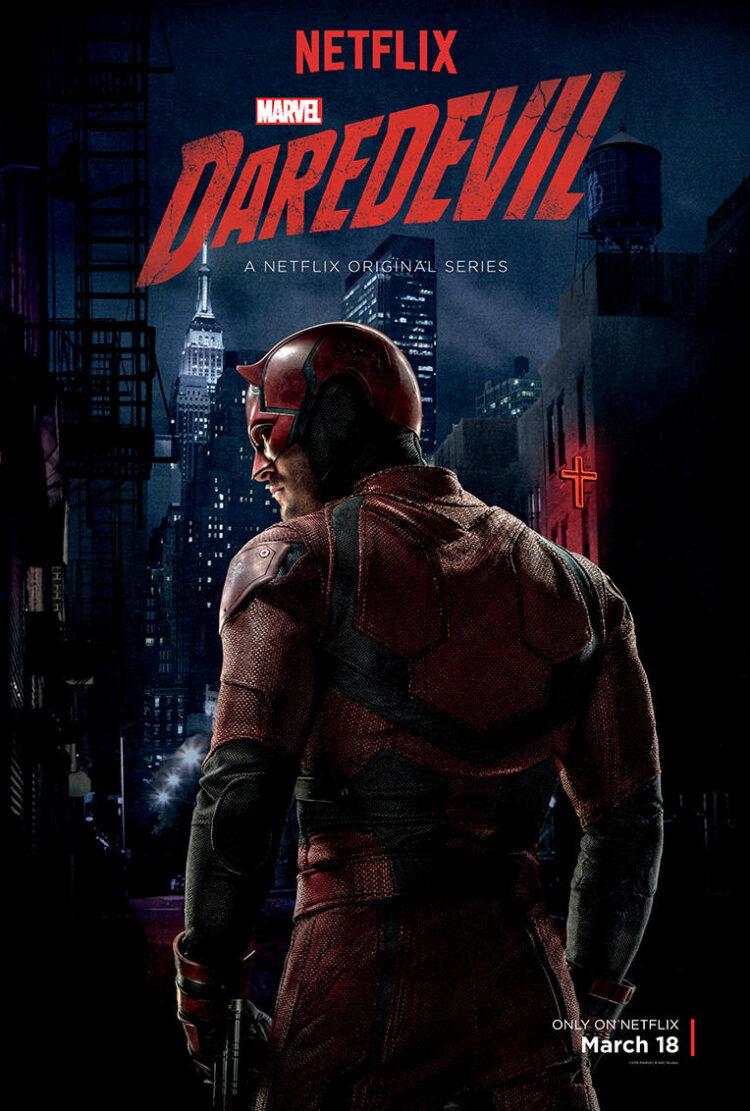 poster for Netflix's Daredevil