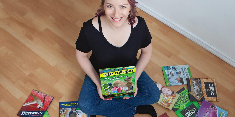 L.E. (Lindsey) Carmichael Author