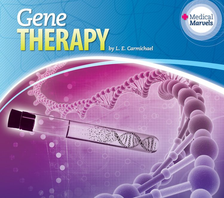 Gene Therapy by L.E. Carmichael - Front Cover