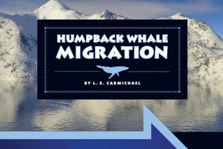 Humpback Whale Migration by L.E. Carmichael - Front Cover