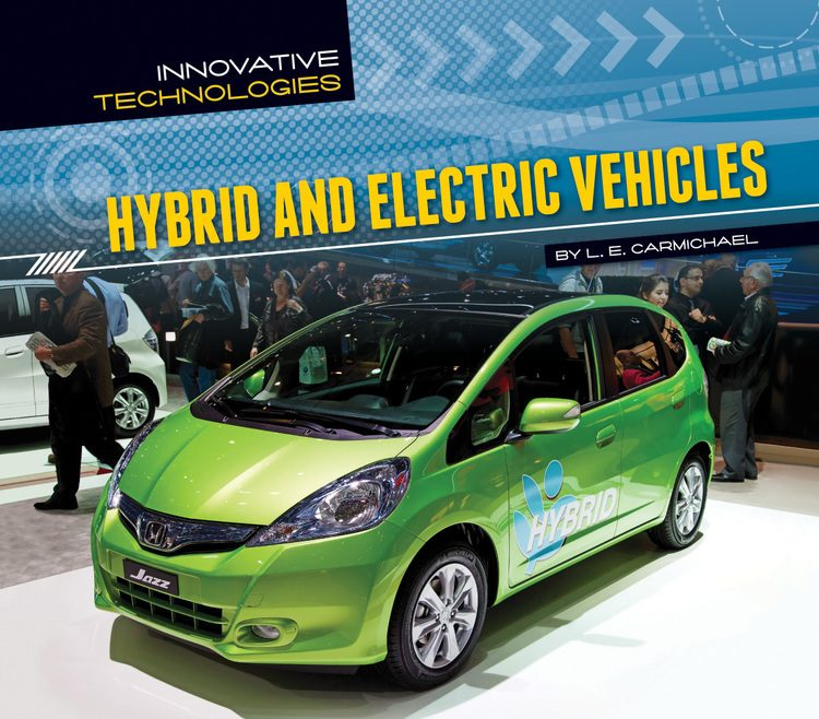 Hybrid and Electric Vehicles by L.E. Carmichael - Front Cover
