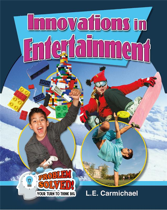 Innovations in Entertainment by L.E. Carmichael - Front Cover