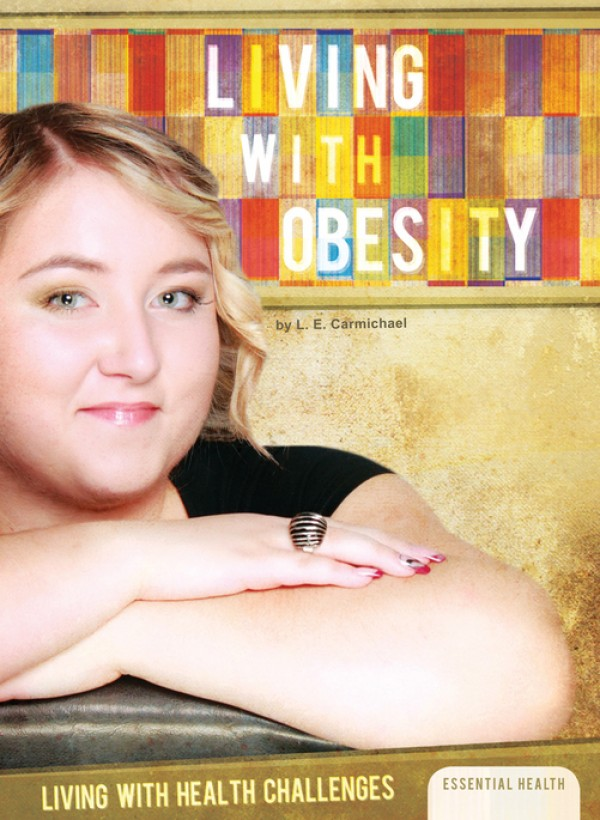 Living with Obesity by L.E. Carmichael - Front Cover