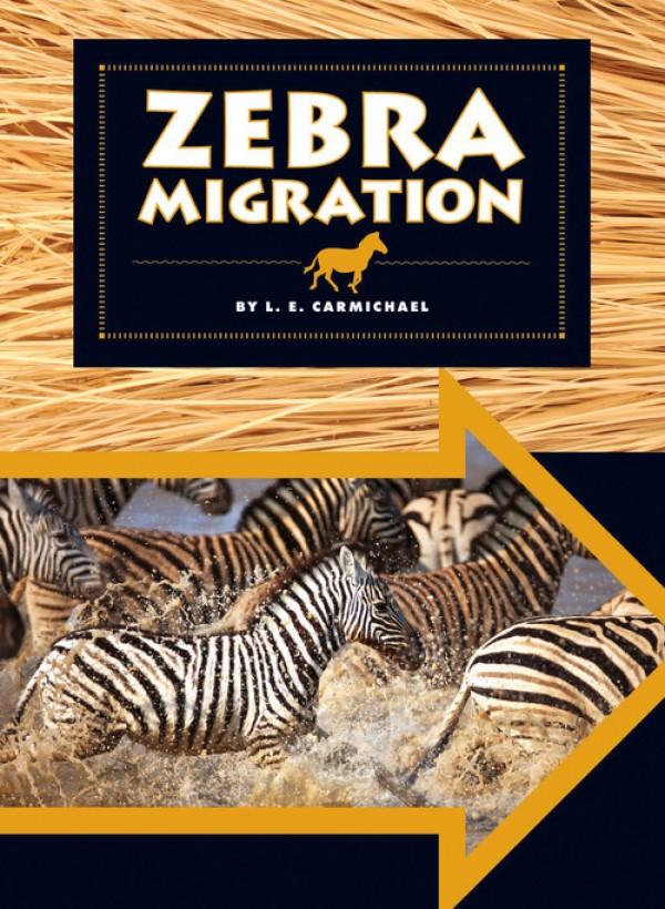 Zebra Migration by L.E. Carmichael