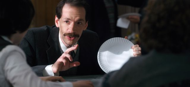 Mr. Clarke from Stranger Things