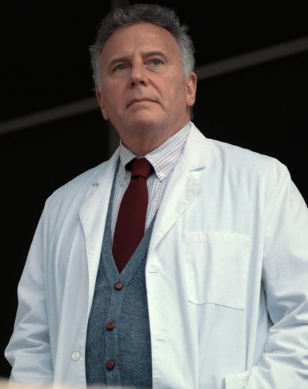 Dr. Sam Owens from Stranger Things