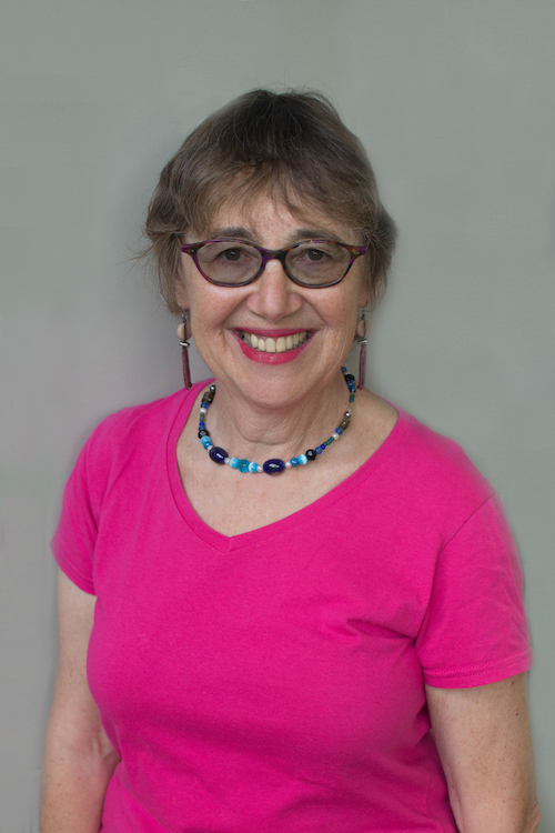 Author Frieda Wishinsky