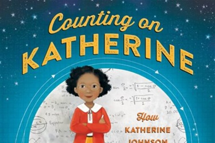 Counting on Katherine, by Helaine Becker