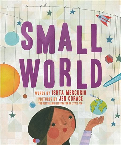 Cover of Small World by Ishta Mercurio