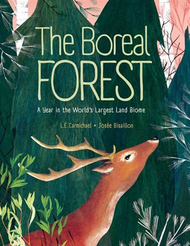 cover of The Boreal Forest by L. E. Carmichael