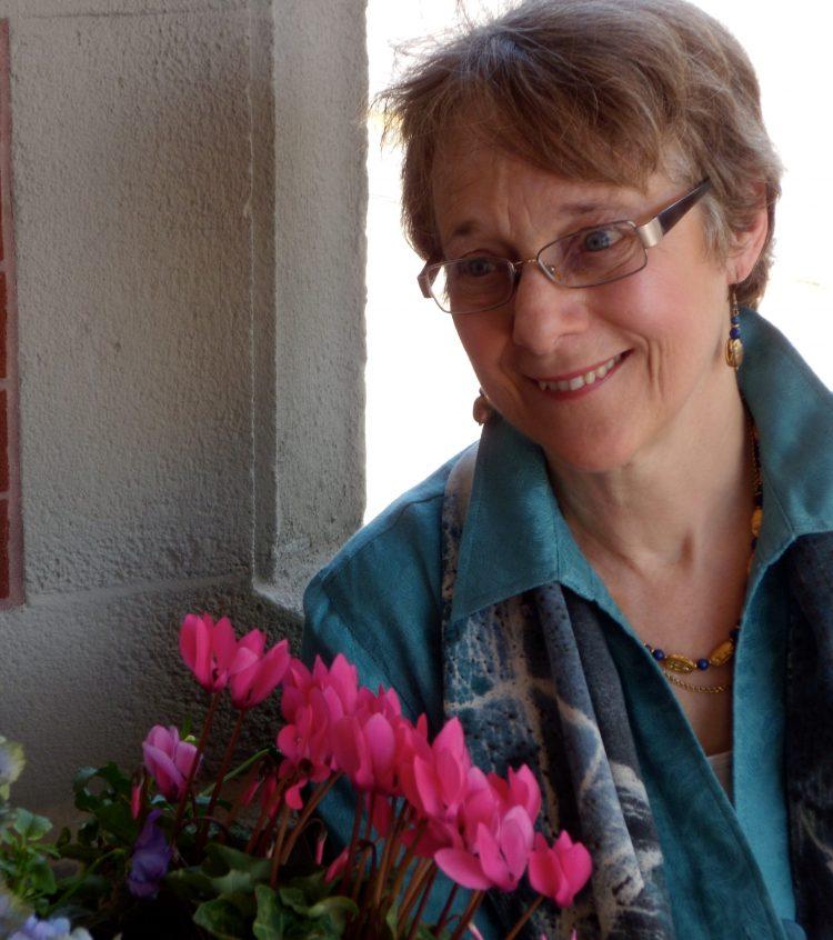 Marjorie Gann, children's author