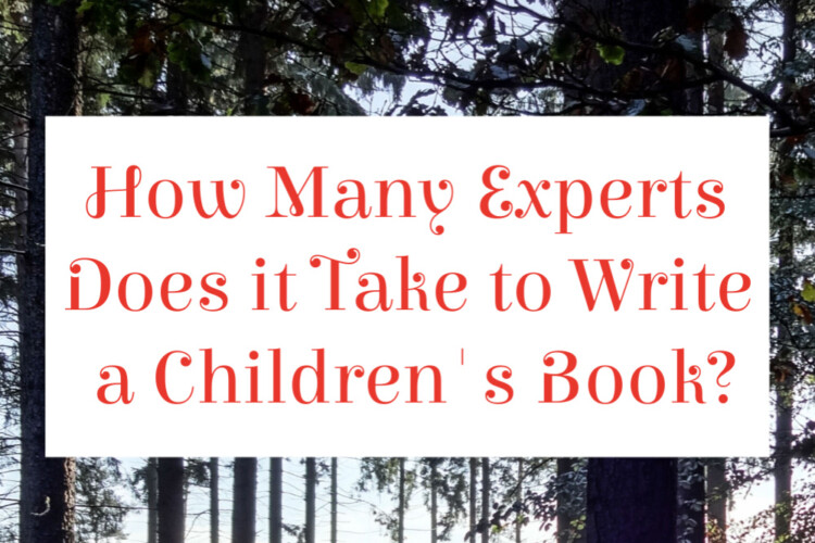 When writing her new children's science book, The Boreal Forest, author L. E. Carmichael consulted 238 sources and three types of subject-matter experts.