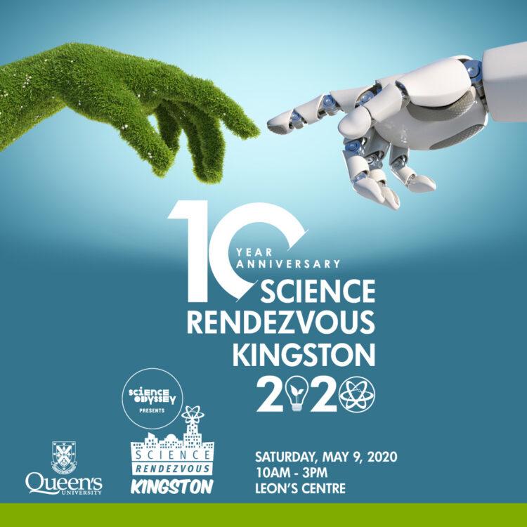 Science Rendezvous Kingston, 2020