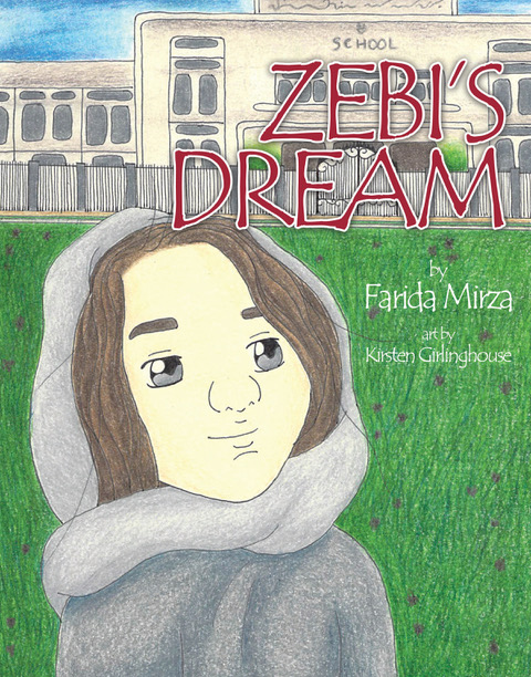 book cover of Zebi's Dream by Farida Mirza