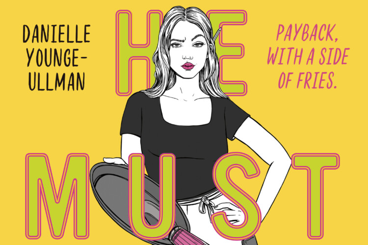 cover of He Must Like You, by Danielle Younge-Ullman