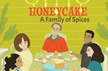 Cover of Honeycake: A Family of Spices
