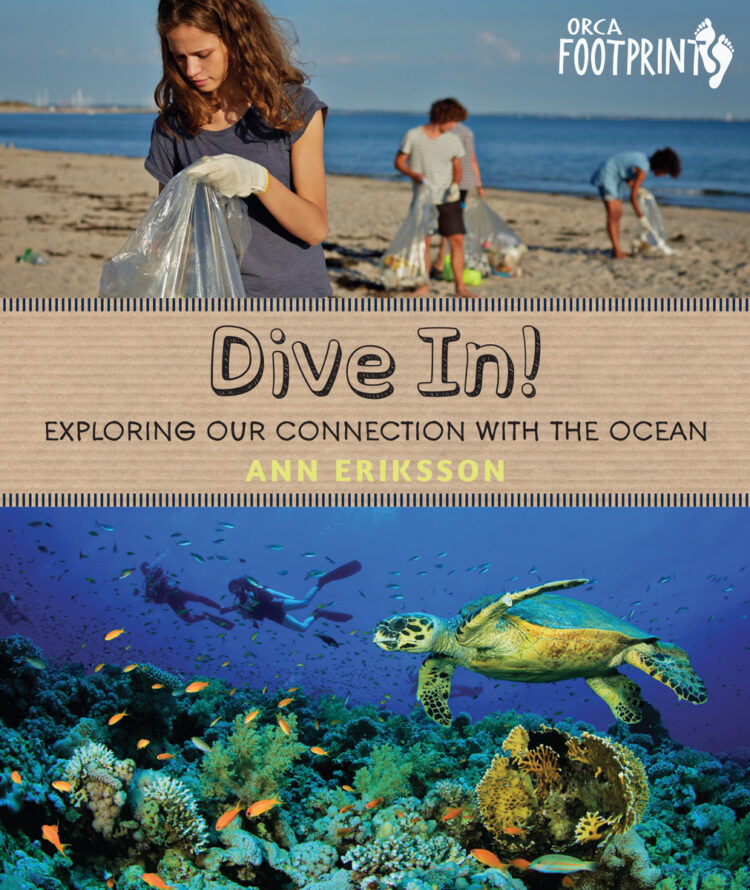 cover of Dive In! by Ann Eriksson