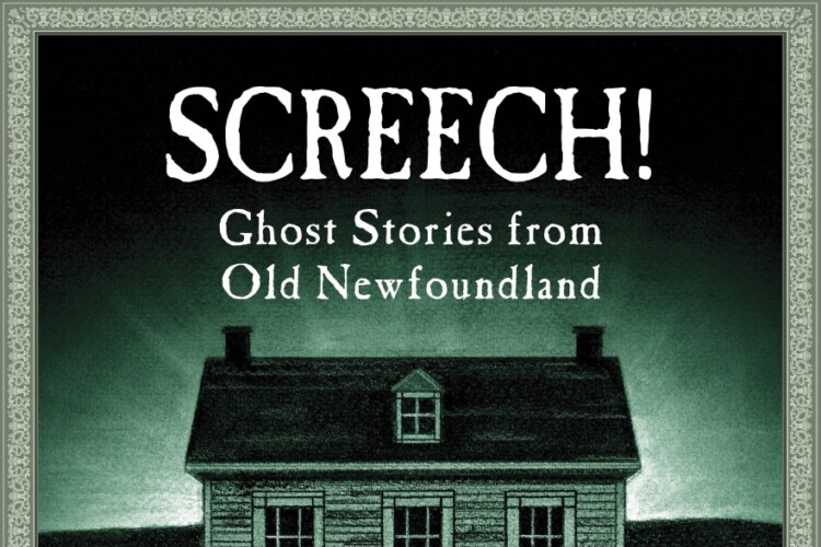 Screech! by Charis Cotter