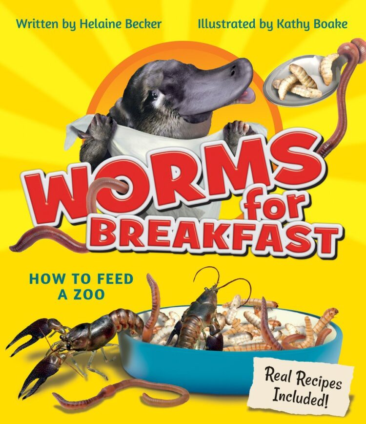 Worms for Breakfast by Helaine Becker