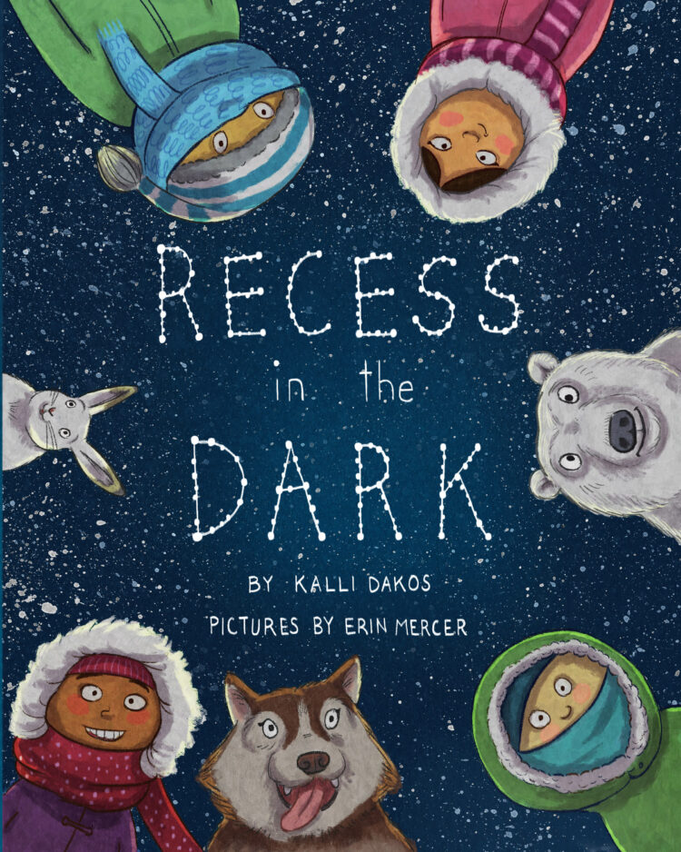 Cover of Recess in the Dark