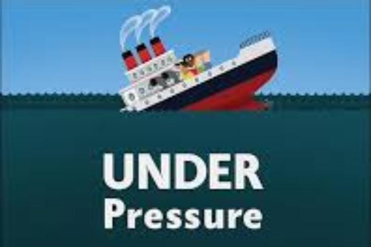 Under Pressure by Tanya Lloyd Kyi