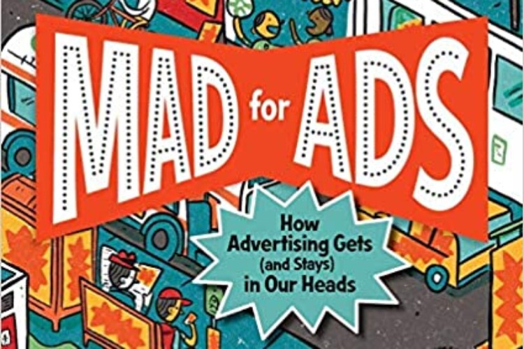 Mad for Ads by Erica Fyvie