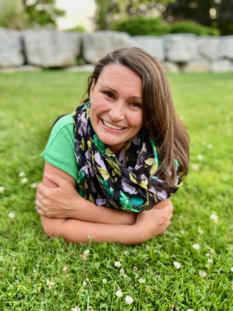 Author Jessica Vitalis