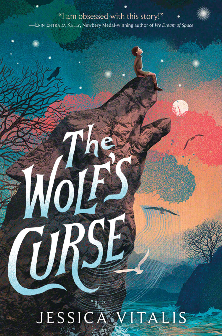 The Wolf's Curse by Jessica Vitalis